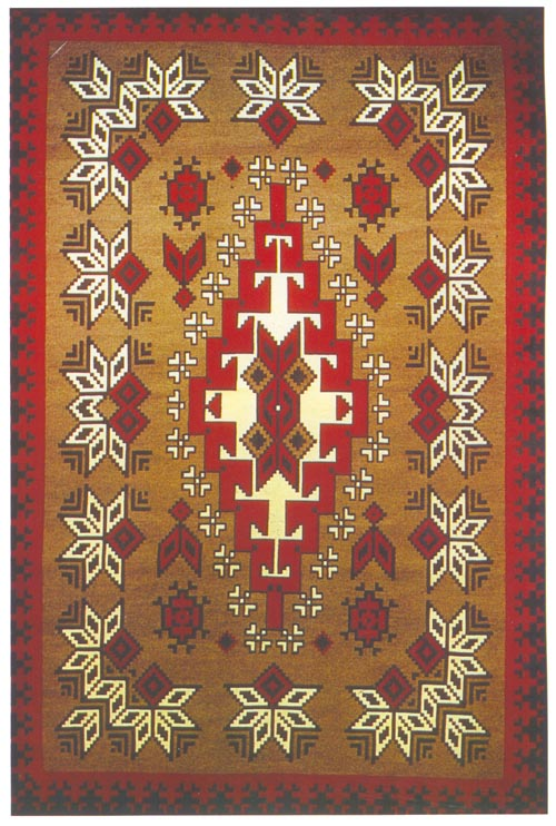 Navajo Rug Patterns