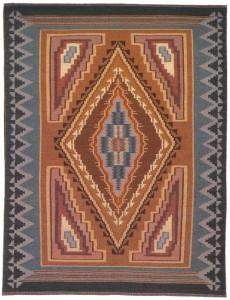 Burntwater Navajo Rugs