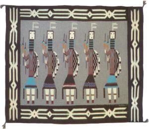 Yei Navajo Rugs