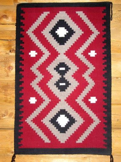 Ganado Navajo Rugs
