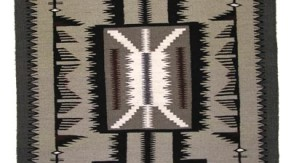 Storm Navajo Rugs
